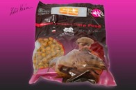 LK Baits Mini boilie Pineapple 12mm 500g