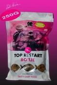 LK Baits Boilie Top ReStart Green Banana 18mm 250g
