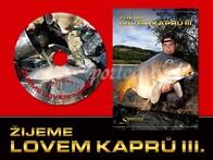 Sportcarp DVD Žijeme lovem kaprů III