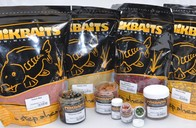 Mikbaits Partiklový eXpress (kukuřice, pšenice, řepka) 1kg