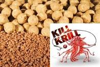 Nikl Pelety Kill Krill 10mm s dírkou 1kg