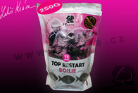LK Baits Boilie Top ReStart Black Protein 18mm 250g