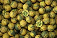 LK Baits Boilie Top ReStart Green Banana 20mm 3kg