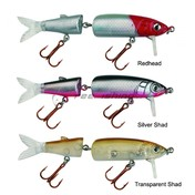 Spro Wobler PowerCatcher Jointed Fishtail Minnow