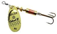 Balzer Rotační třpytka Colonel Z SPINNER Zlatá - 6g