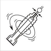 Rublex Třpytka - Celta-0 ONV 1,5g