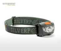 Silverpoint Čelovka Ranger WL Grey