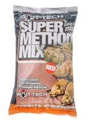 Bait-Tech Krmítková směs Super Method Mix Red 2kg