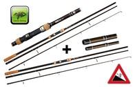 Giants Fishing Prut LXR Carp 12ft 3lb AKCE 1+1 ZDARMA!