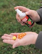 Amino Mix Aroma spray na rohlíkové boilies 50ml - Brusinka