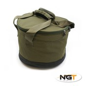 NGT Taška na nástrahy Bait Bin with handles and cover