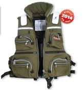 Mikado Plovací rybářská vesta Protective vel. XL