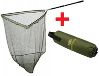 Giants Fishing Podběrák Carp Plus 42 Landing Net + Plovák na podběrák Net Float