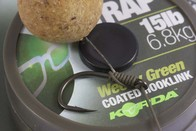 Korda Šňůrka N-Trap Soft 20m - 15lb Gravel Brown