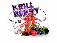 Nikl Pelety KrillBerry s dírkou - 18mm 1kg