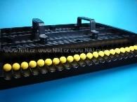 Nikl Velký rollball na rolování boilies - 18mm