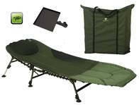 Giants Fishing Lehátko Bedchair FLX 6Leg with Table/Bag