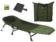 Giants Fishing Lehátko Bedchair FLX 6Leg with Table/Bag