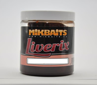 Mikbaits Boilie Liverix v dipu 250ml - Královská patentka 16mm