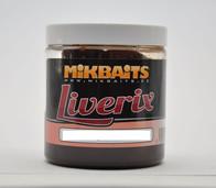 Mikbaits Boilie Liverix v dipu 250ml - Královská patentka 20mm