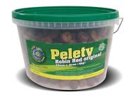 Chyť a pusť Pelety Robin Red original carp s dírou 3,6kg 15mm