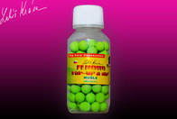 LK Baits Pop-Up Fluoro Mušle 10mm