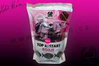 LK Baits Mini boilie Black Protein 12mm 250g