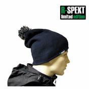 R-Spekt Kulich PomPom Duo beanie style limited edition modrý
