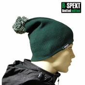 R-Spekt Kulich PomPom Duo beanie style limited edition zelený