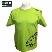 R-Spekt Dětské tričko Carper kids pistáciové