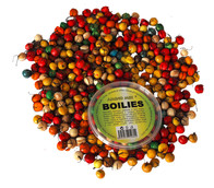 Amino Mix Rohlíkové boilies - | Jahoda 12mm 40g