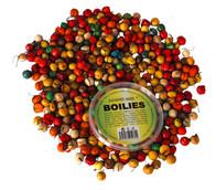 Amino Mix Rohlíkové boilies - | Mix ovoce 12mm 40g
