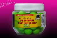LK Baits Pop-Up Fluoro Mušle 14mm
