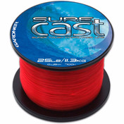Gardner Vlasec Sure Cast Red 0,35mm (15lb) 1030m