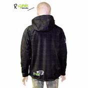 R-Spekt Softshellová bunda - | vel. XXL
