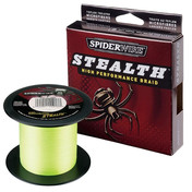 Spiderwire Stealth Yellow 1m - 0,14mm