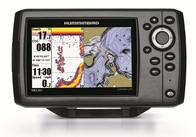 Huminnbird Echolot Helix 5 Sonar GPS