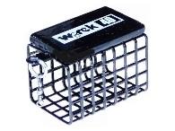 Wirek Feederové krmítko s obratlíkem hranaté - 70g