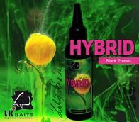 LK Baits Hybrid Activ 100ml - | Black Protein