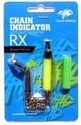 Giants Fishing Řetízkový indikátor Chain Indicator RX - | Green/Yellow