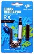 Giants Fishing Řetízkový indikátor Chain Indicator RX - | White/Black