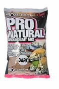 Bait-Tech krmítková směs pro natural dark bait 1,5kg