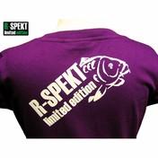 R-Spekt Tričko Lady Carper fialové - | vel. L