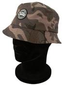 Fox Klobouk Chunk Bucket Hat Lightweight Khaki/Camo Liner