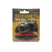Extra Carp Back Lead Twin Ball