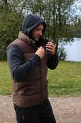 Fox Vesta Chunk Body Warmer - vel. M