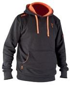 Fox Mikina s kapucí Black & Orange Hoody