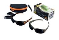Fox Polarizační brýle Vario Sunglasses - Černo/Oranžové