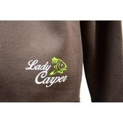 R-Spekt Dámská mikina s kapucí Lady Carper pink - | vel. L