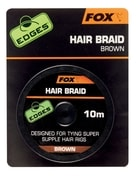 Fox Vlasová šňůrka Edges Hair Braid 10m